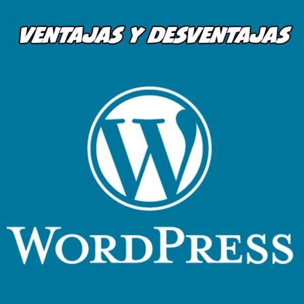 ventajas y desventajas de wordpress