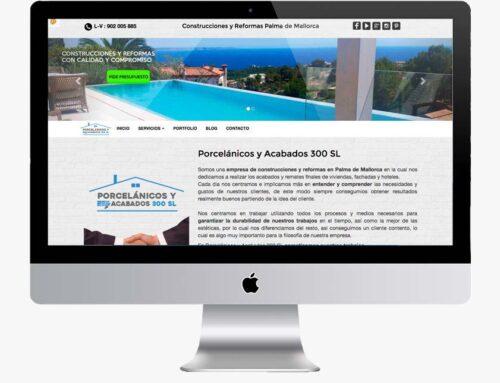 Web de Reformas y Construcciones 300