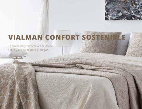 Diseño web para Vialman
