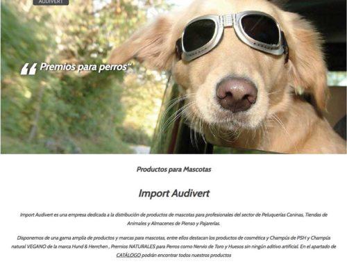 Productos de mascotas