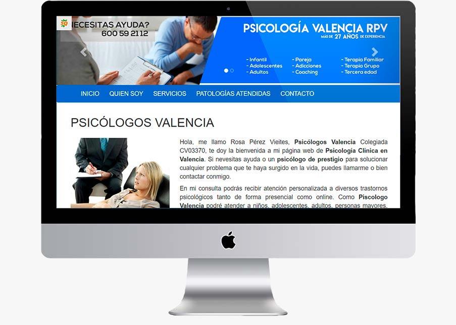 pagina web de psicologia valencia