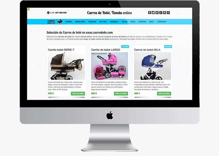 tienda online carrosbebe