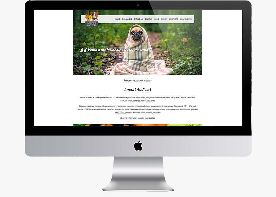 web de fabricación de productos de mascotas
