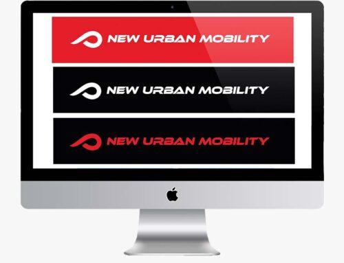Diseño de logotipo corporativo New Urban
